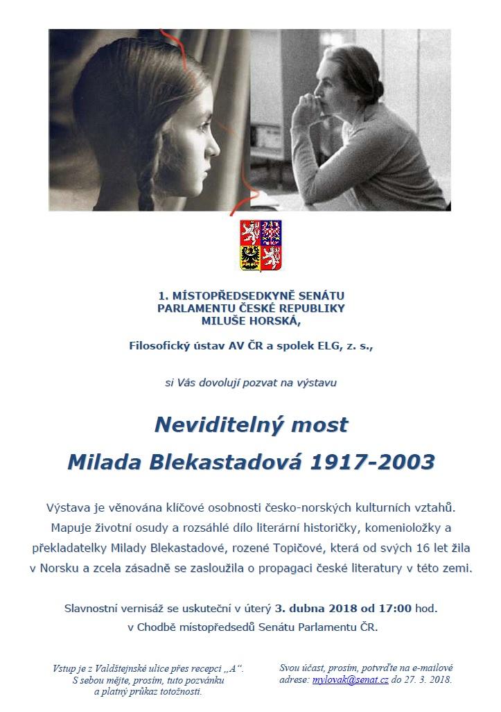 pozvánka__3.4._2018_Milada_Blekastadová